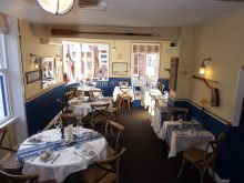 French Restaurant with Online bookings in Poole
