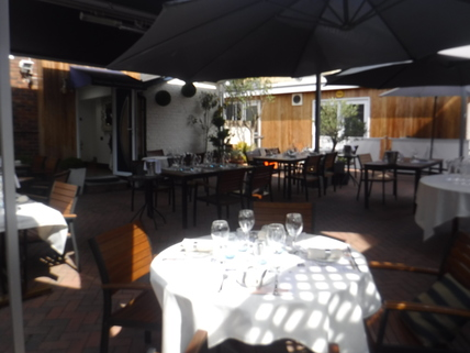 Restaurant with Outdoor Dining in Poole